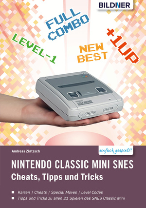 Nintendo classic mini SNES: Cheats, Tipps und Tricks