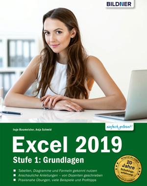 Excel 2019 - Grundlagen für Einsteiger