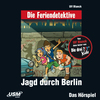 Die Baadingoo Feriendetektive 10 - Jagd durch Berlin