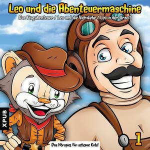 Leo und die Abenteuermaschine - Folge 1