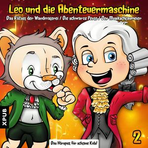 Leo und die Abenteuermaschine - Folge 2