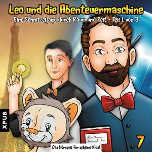 Leo und die Abenteuermaschine - Folge 7