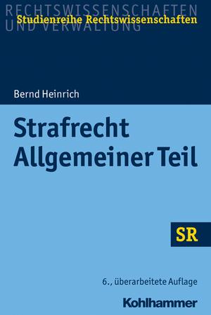 Strafrecht - Allgemeiner Teil