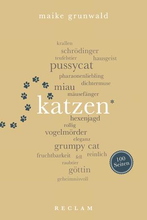 Katzen. 100 Seiten