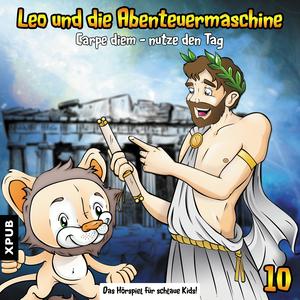 Leo und die Abenteuermaschine - Folge 10