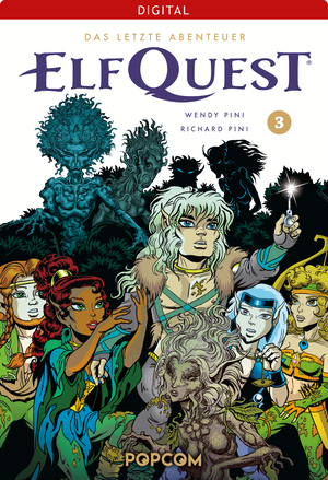 ElfQuest - Das letzte Abenteuer 03