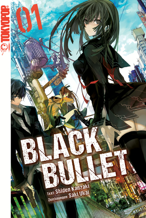 Black Bullet - Light Novel, Band 1