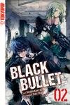 Black Bullet - Light Novel, Band 2