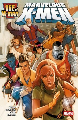 Age of X-Men 1 - Marvelous X-Men