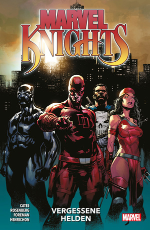 Marvel Knights - Vergessene Helden