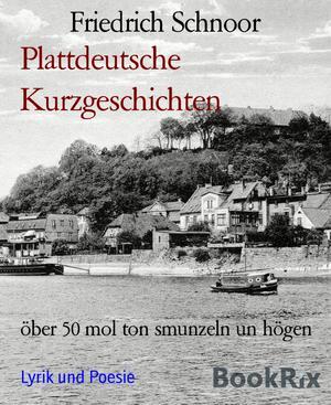 Plattdeutsche Kurzgeschichten