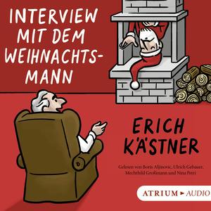 Interview mit dem Weihnachtsmann