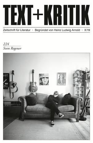 TEXT + KRITIK 224 - Sven Regener