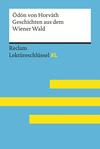 Geschichten aus dem Wiener Wald von Ödön von Horváth. Reclam Lektüreschlüssel XL