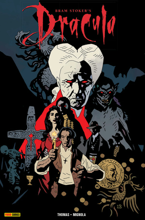Bram Stoker's Dracula - Comic zum Filmklassiker