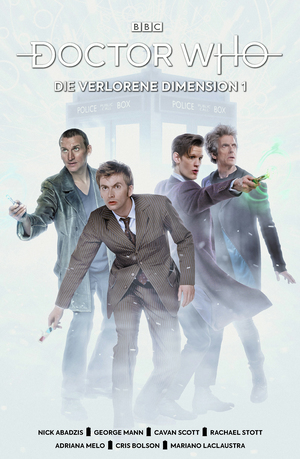 Doctor Who - Die verlorene Dimension