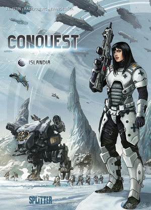 Conquest. Band 1
