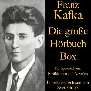 Franz Kafka: Die große Hörbuch Box