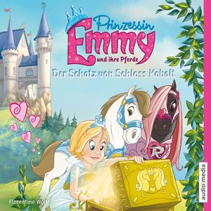 Prinzessin Emmy und ihre Pferde. Der Schatz von Schloss Kobalt