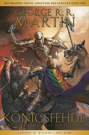 Game of Thrones Graphic Novel - Königsfehde 2