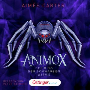 Animox. Der Biss der Schwarzen Witwe
