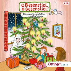 O Besenstiel, o Besenstiel! Weihnachtsbaumgeschichten von Sabine Ludwig