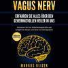 Vergrößerte Darstellung Cover: Vagus Nerv - Erfahren Sie alles über den geheimnisvollen Heiler in uns. Externe Website (neues Fenster)
