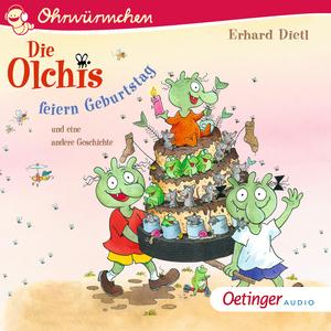 OHRWÜRMCHEN Die Olchis feiern Geburtstag