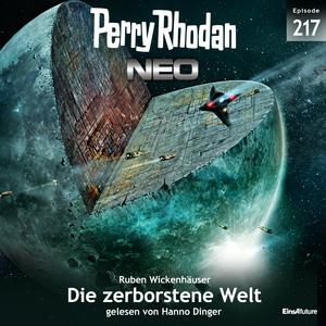 Perry Rhodan Neo 217: Die zerborstene Welt