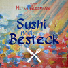 Sushi mit Besteck