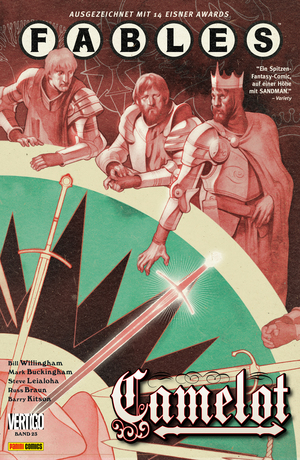 Fables, Band 23 - Camelot