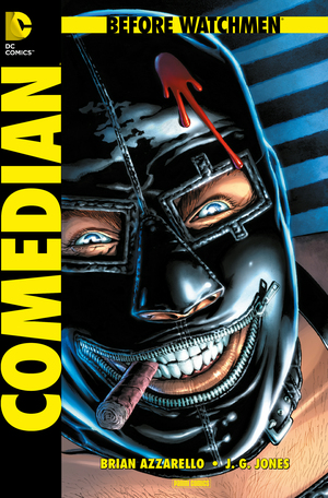 Before Watchmen, Band 3: Comedian