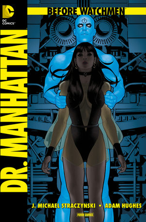 Before Watchmen, Band 7: Dr. Manhattan