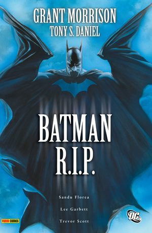 Batman R.I.P. - Der Tod des Dunklen Ritters