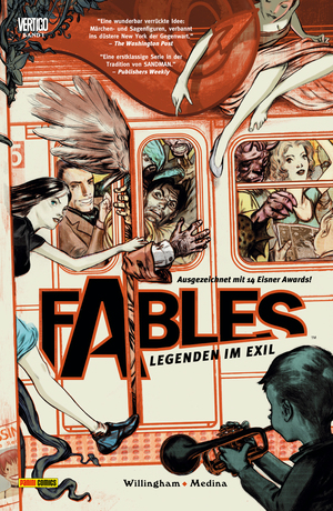 Fables, Band 1 - Legenden im Exil