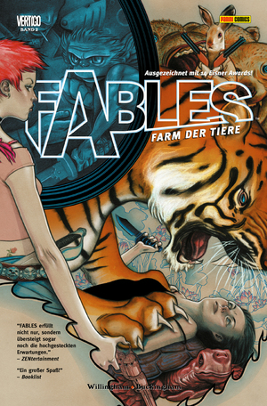 Fables, Band 2 - Farm der Tiere