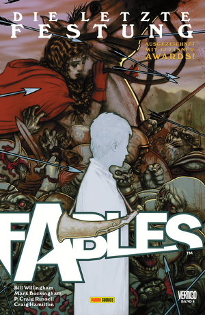 Fables, Band 4 - Die letzte Festung
