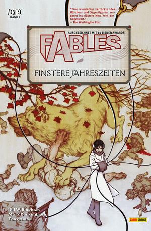 Fables, Band 6 - Finstere Jahreszeiten