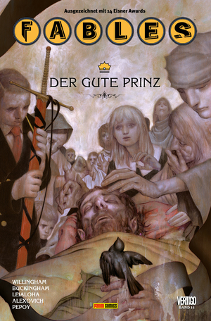 Fables, Band 11 - Der gute Prinz