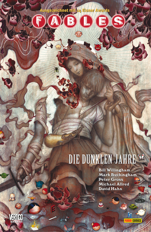 Fables, Band 13 - Die dunklen Jahre