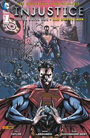 Injustice - Götter unter uns: Das zweite Jahr, Band 1