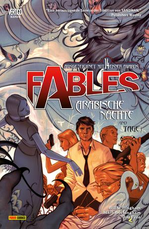 Fables, Band 8 - Arabische Nächte (und Tage)