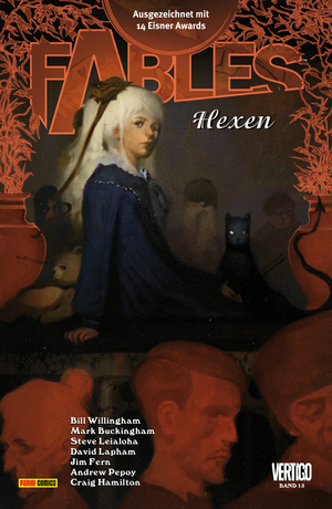 Fables, Band 15 - Hexen