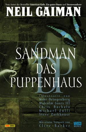 Sandman, Band 2 - Das Puppenhaus