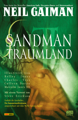 Sandman, Band 3 - Traumland