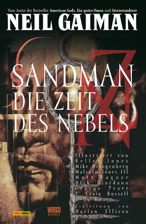 Sandman, Band 4 - Die Zeit des Nebels