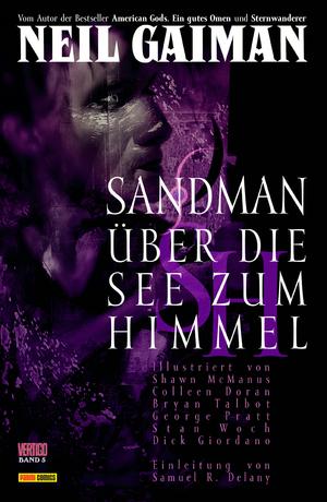 Sandman, Band 5 - Über die See zum Himmel