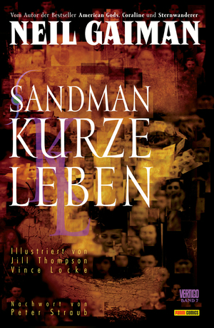 Sandman, Band 7 - Kurze Leben