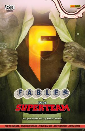 Fables, Band 19 - Das Superteam
