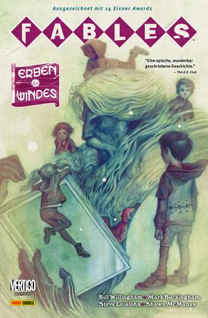 Fables, Band 20 - Erben des Windes